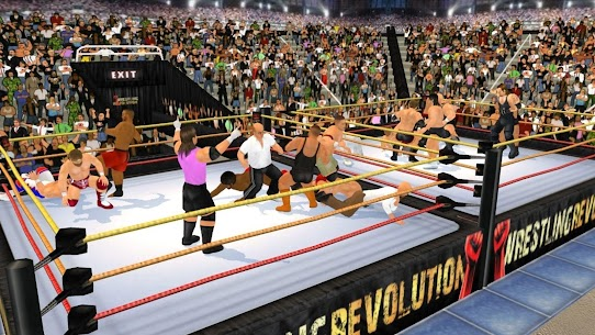 Wrestling Revolution 3D App Download For Android and iPhone 9