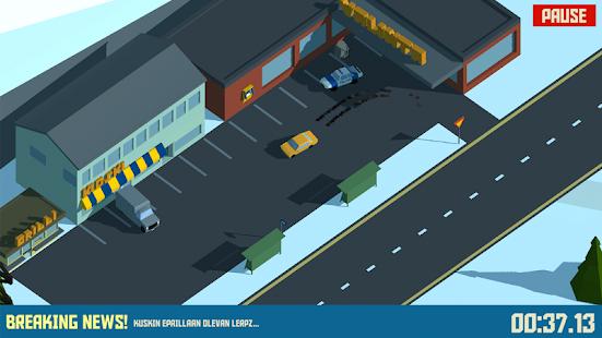 Pako - Car Chase Simulator Screenshot 2