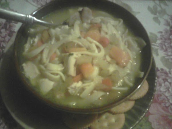 Chicken Noodle Soup My Way Recipe