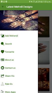 Download Latest Mehndi Designs Free