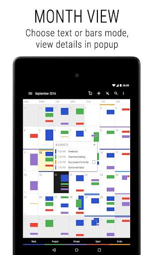 Business Calendar 2・Agenda, Planner & Organizer screenshot 22