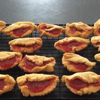 Cornmeal Sugar Cookies