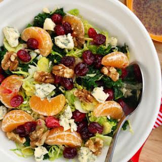 Raw Cranberry Orange Salad Recipes