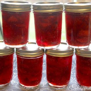Crock-Pot Strawberry Jam.