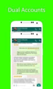 Dual Account WhatsApp Advice for PC-Windows 7,8,10 and Mac apk screenshot 1