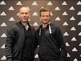 Bale, Beckham en Zidane tonen hun kunstjes op Beckingham Palace