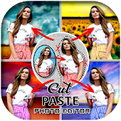 Cut Paste Photo Editor Photo Collage