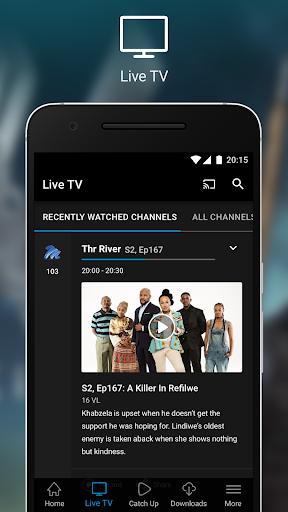 DStv Now screenshot 2