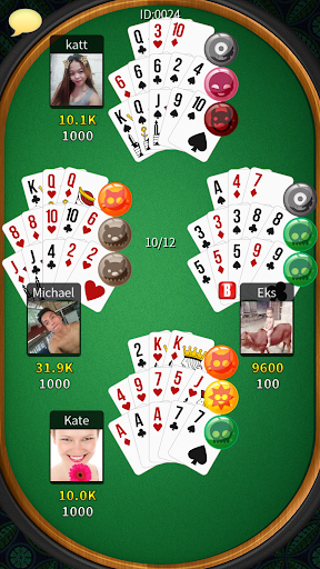 2021 Chinese Poker Online Pusoy Online 13 Card Online Pc Android App Download Latest