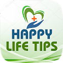 Happy Life Tips | Daily health for healthy life icon