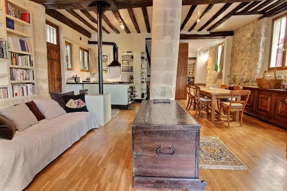 Location appartement meublé 2 pièces 100 m2