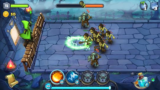 Magic Siege – Defender v1.8.15 (Free Shopping) APK 2