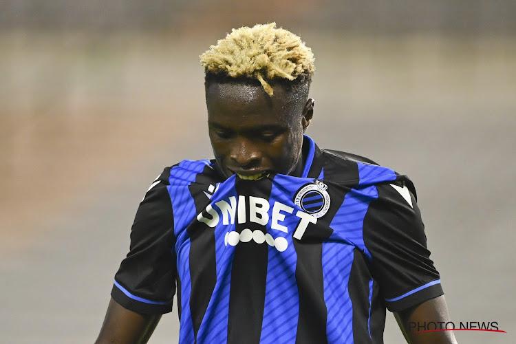 """Toch een lichtpuntje bij Club Brugge: """"Maar daar mogen we niet al onze hoop en vertrouwen op vestigen"""""""