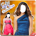 Lady Fashion Suit New icon