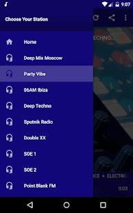 Free Radio Techno - náhled