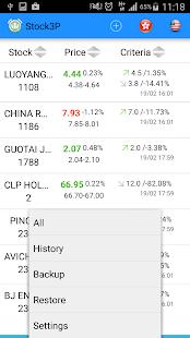 Stock 3P Price Alert (Pro) - náhled