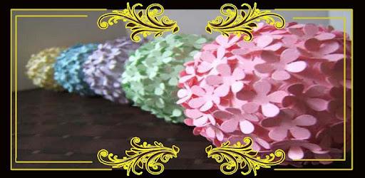 Flower craft design idea apps on google play stopboris Choice Image