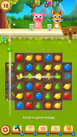 Fruit Juice - Match 3 Game 2.8 screenshot 685635