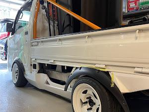 ハイゼットトラック S500Pのカスタム事例画像 ワイスピ兄さんさんの2021年08月25日22:33の投稿