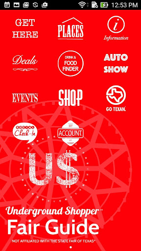 Underground Shopper Fair Guide