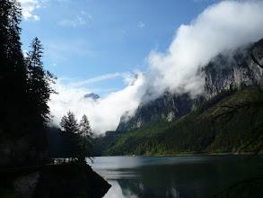 Photo: A Gosau a legvadregényesebb tó ...