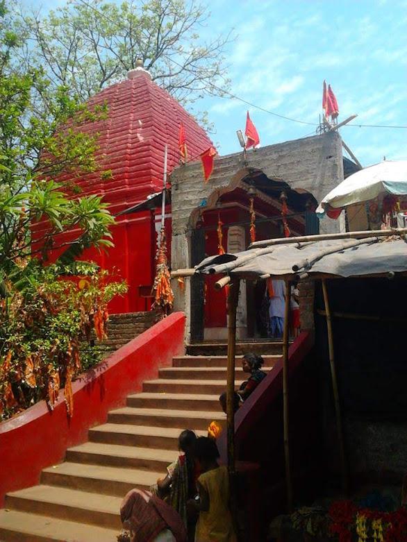 Lilori Mandir Katras - लिलोरी मंदिर कतरास