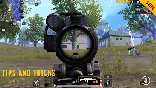 Guide for PUBG apk 1