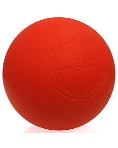 Gymstick Myofascia Ball, red
