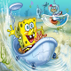 Sponge-bob Bath Time Racing (game)