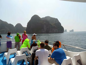 Photo: Start zur Bootstour in Phuket