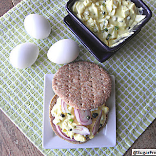 Healthier Egg Salad