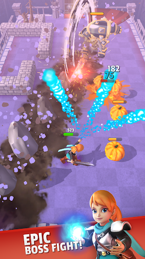 Dashero: Sword & Magic (Roguelite Offline) 0.0.7 screenshots 6