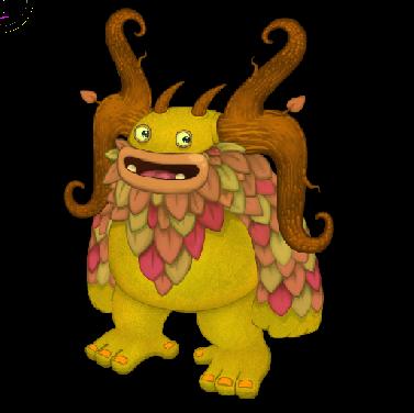 A Legendary Plant Monster