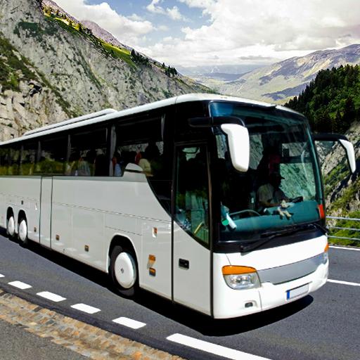 Offroad Tour Bus Driver Coach Bus Simulator