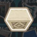 上質な大理石の天井