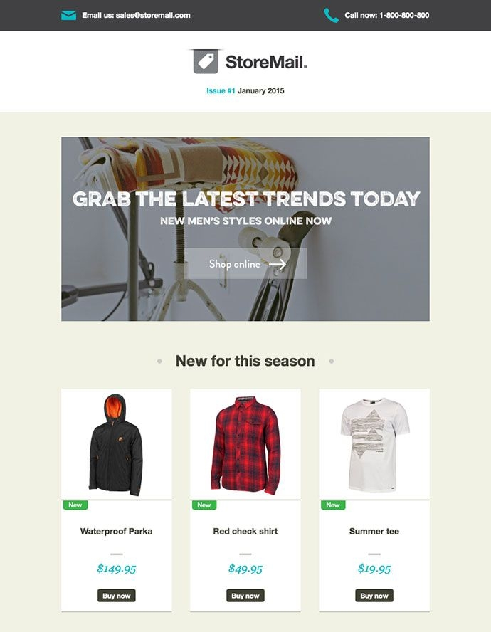 Ecommerce-Email-Template
