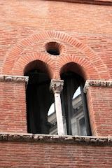 Les briques de la ville rose