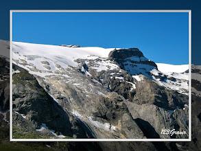 Photo: Pointe du Dard depuis l'Aiguille de la Vanoise