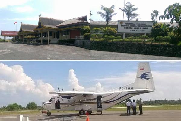 Bandara Pulau Lingga