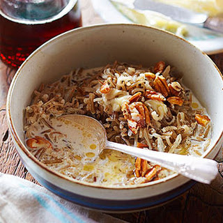 Breakfast Wild Rice.