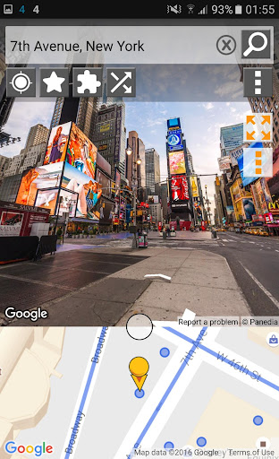 Street Panorama View 4.0.2 screenshots 2