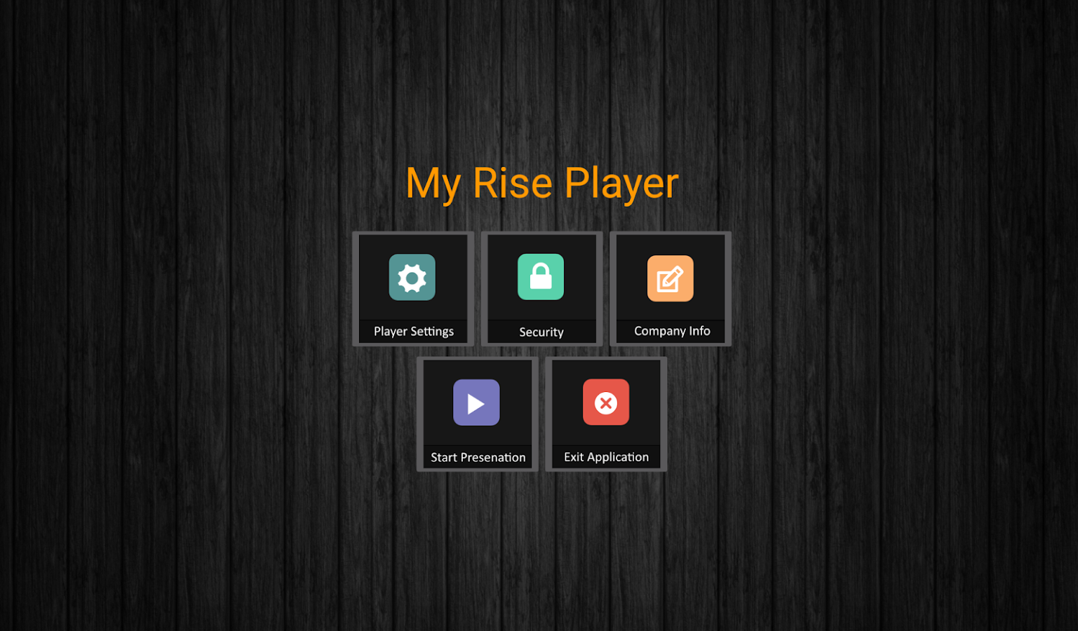 My Rise Player- screenshot