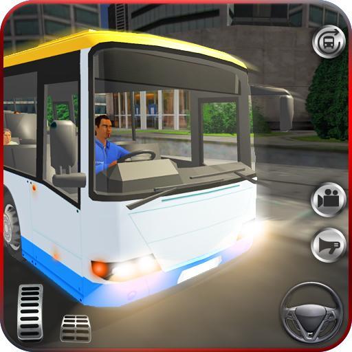 Extreme city coach bus simulator 2018