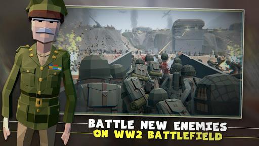 World War 2 Shooting Games: Polygon WW2 Shooter 2.0 de.gamequotes.net 2