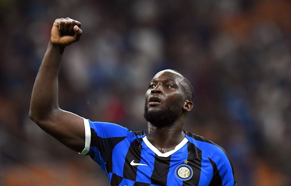 Romelu Lukaku behaal 'n eerste begin met die eerste debuut van Antonio Conte se Inter