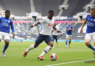 Tottenham passe en tête du championnat malgré un derby décevant