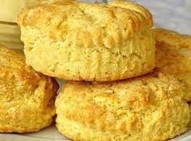 Maple Sugar Corn Bread Biscuits Recipe