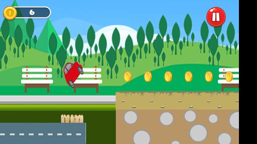Car Jump- Run screenshot 8