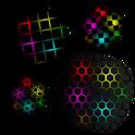 Honeycomb Plasma LiveWallpaper icon