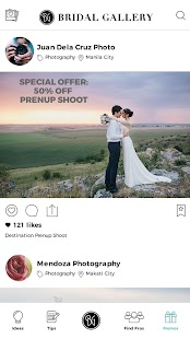 BG BRIDAL GALLERY- screenshot thumbnail
